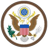Porque los Estados de EE. UU. están divididos en Línea Recta