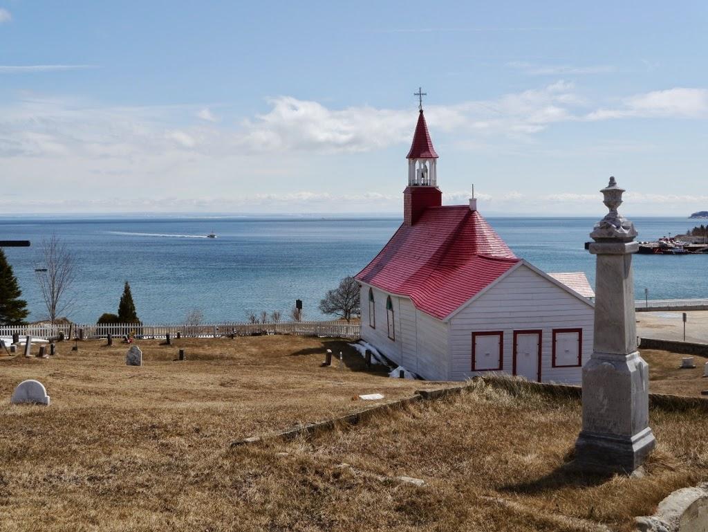Chapelle Tadoussac Saint Laurent Québec