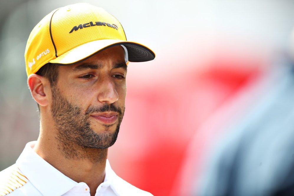 'Um daqueles dias em que eu realmente não amo este esporte' diz Ricciardo após as lutas no GP da Estíria