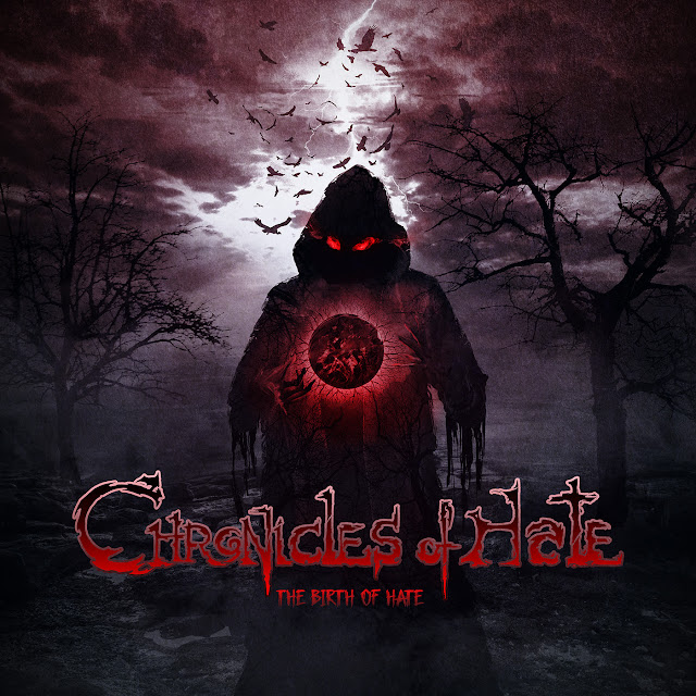 Track By Tracks: Chronicles Of Hate - The Birth Of Hate (2020)