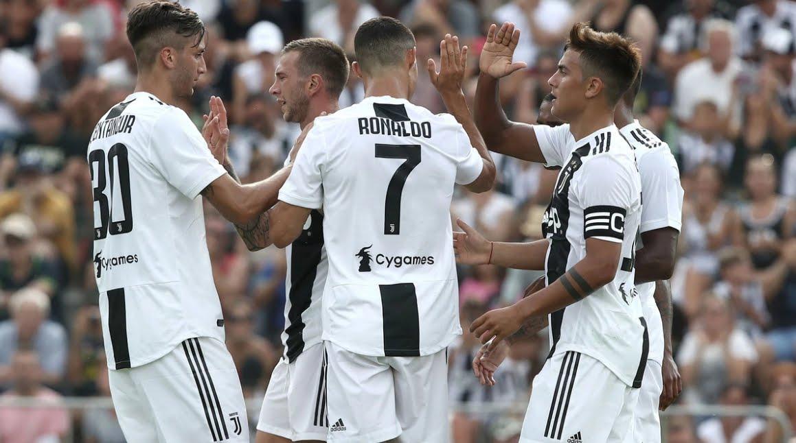 Prevendita biglietti partita Juventus in famiglia a Villar Perosa, dove vederla in diretta streaming