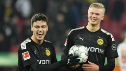 Manchester City eyeing Dortmund duo Erling Haaland and Giovanni Reyna