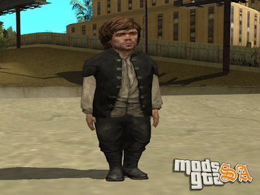 Skin Tyrion Lannister do Game Of Thrones