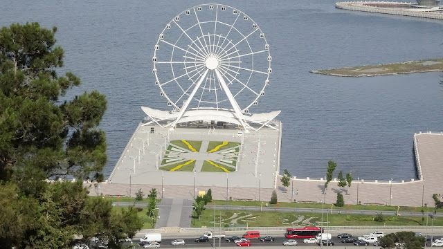 Baku wheel it not worth to see