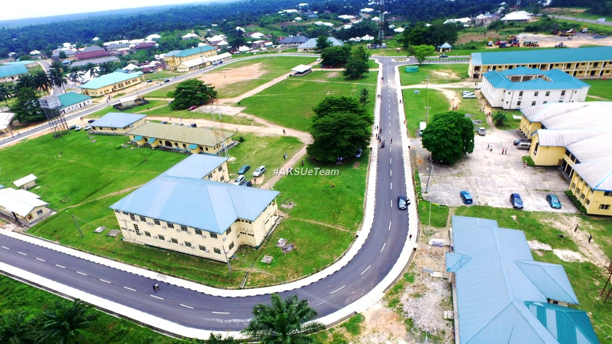 AKSU Admission Requirement