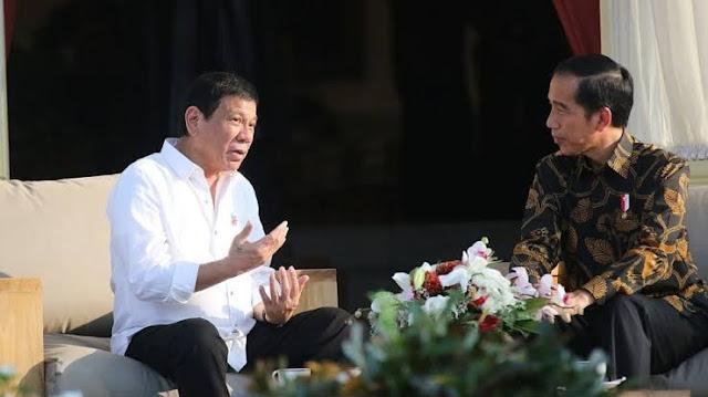 Duterte: Meski Punya Utang Budi, Kedaulatan Filipina Tak Bisa Ditawar China