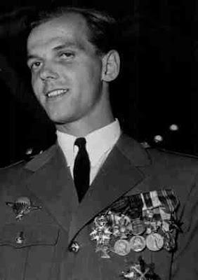 Michel de Bourbon, prince de  Parme, né le 4 mars 1926
