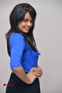 Actress Nandita Swetha Stills in Black Mini Skirt at Ekkadiki Potavu Chinnavada Movie Special Show  0032.JPG
