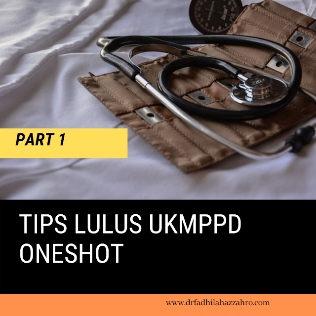 PART 1: Tips Lulus UKMPPD Oneshot