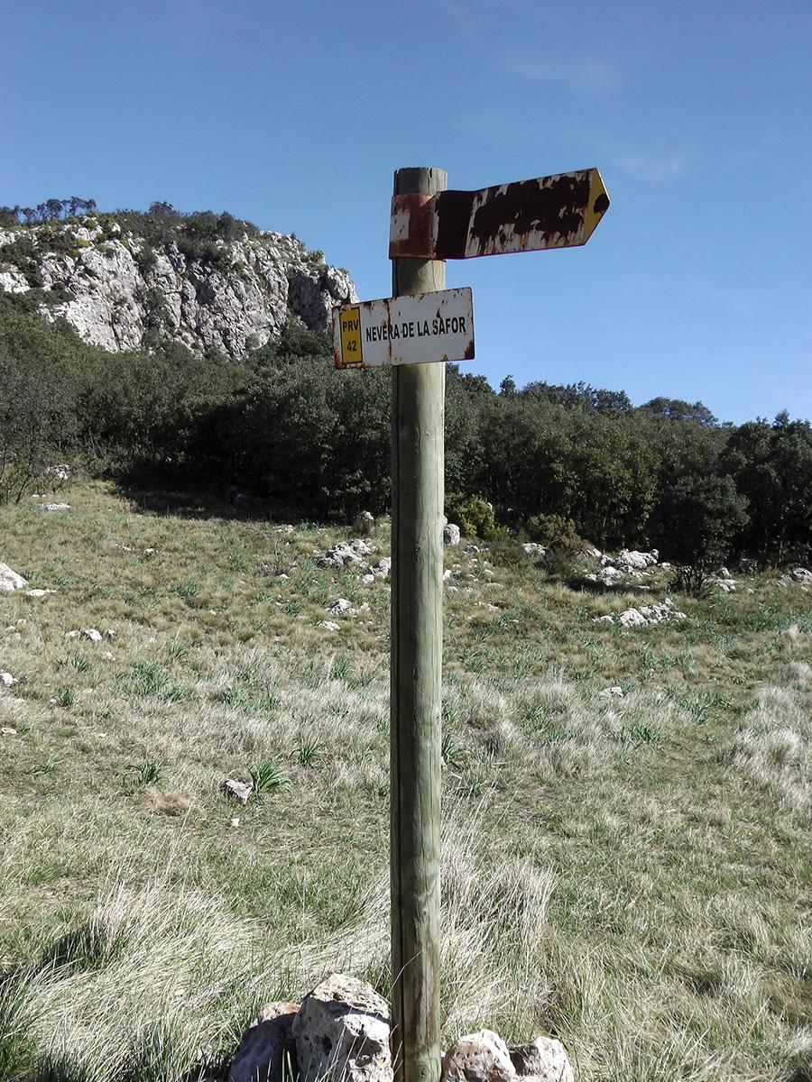 PR-42 Nevera de La Safor