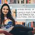 Agenda Bienal SP: Camila Piva é presença confirmada na Arena Cultural dia 06