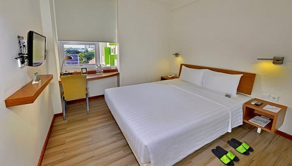 Hotel di Yogyakarka Whiz Hotel Malioboro