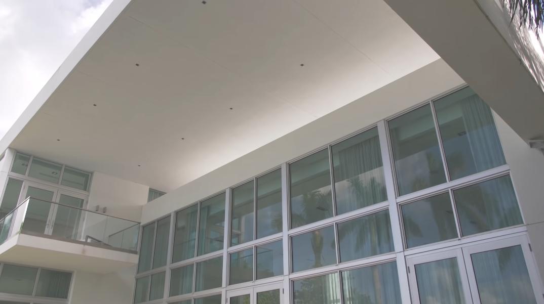 48 Interior Photos vs. 6396 N Bay Rd, Miami Beach, FL Ultra Luxury Modern Mansion Tour