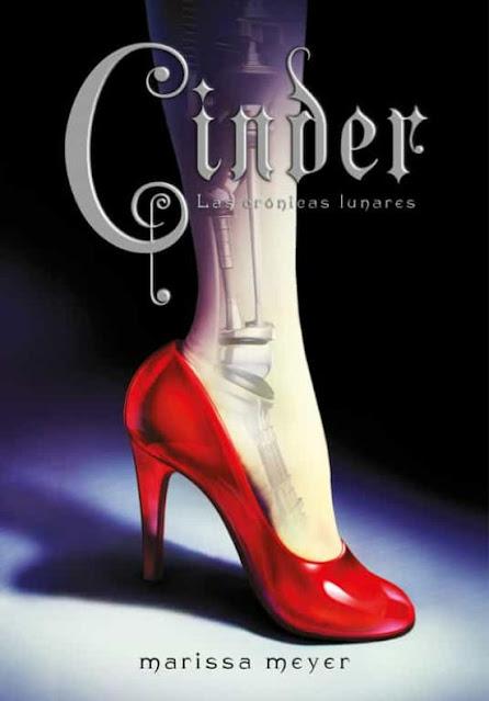 leer libro Cinder Crónicas Lunares
