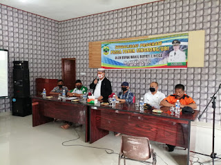Kunjungi Singkep Pesisir, Nizar Sampaikan perogram Kerja Pemerintah