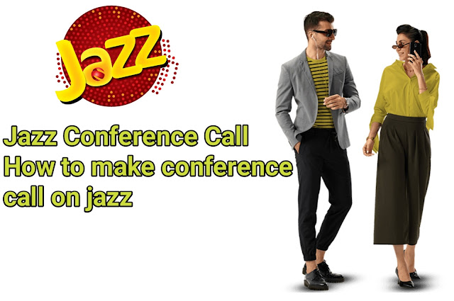 Make conference call on jazz sim - jazz conference call code
