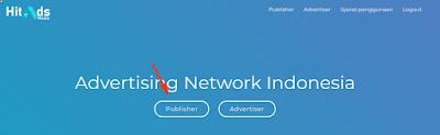 Tambahkan URL Blog ke HitadsMedia