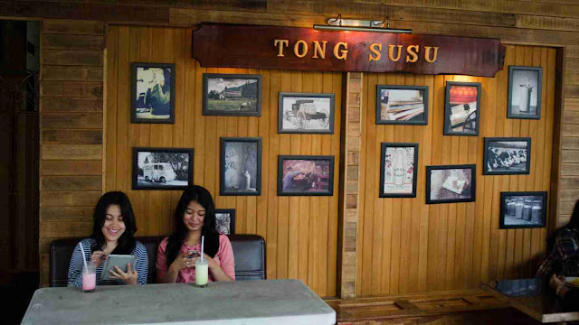 Tong Susu Pekanbaru