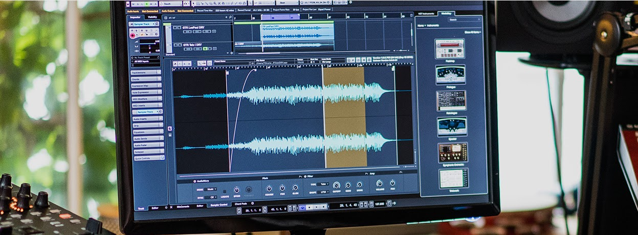 steinberg introduced three versions of cubase 9 pro artist elements synth anatomy. Black Bedroom Furniture Sets. Home Design Ideas