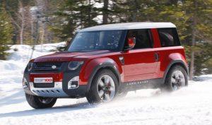 Nouvelle ''2018 Land Rover Defender '', Photos, Prix, Date De Sortie, Revue, Nouvelles