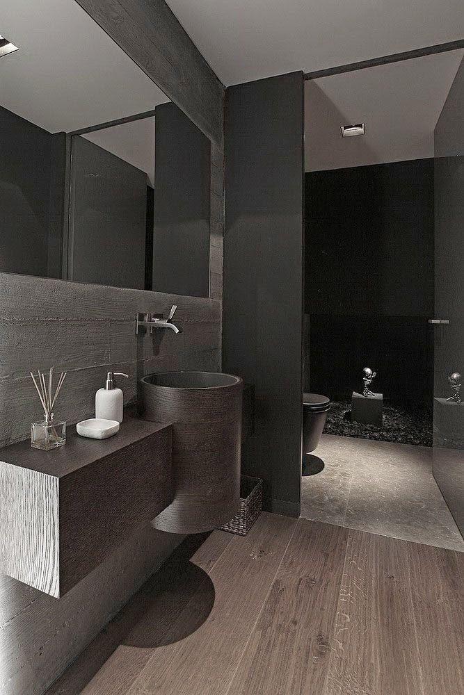 Baños Aseos Modernos:Te han gustado nuestras ideas para baños pequeños modernos