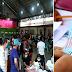 87-anyos na matanda, binawian ng buhay habang nakapila sa bigayan ng ayuda.