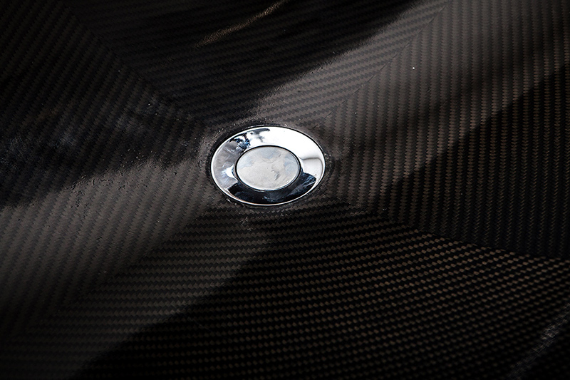 vessel carbon fiber bathtub