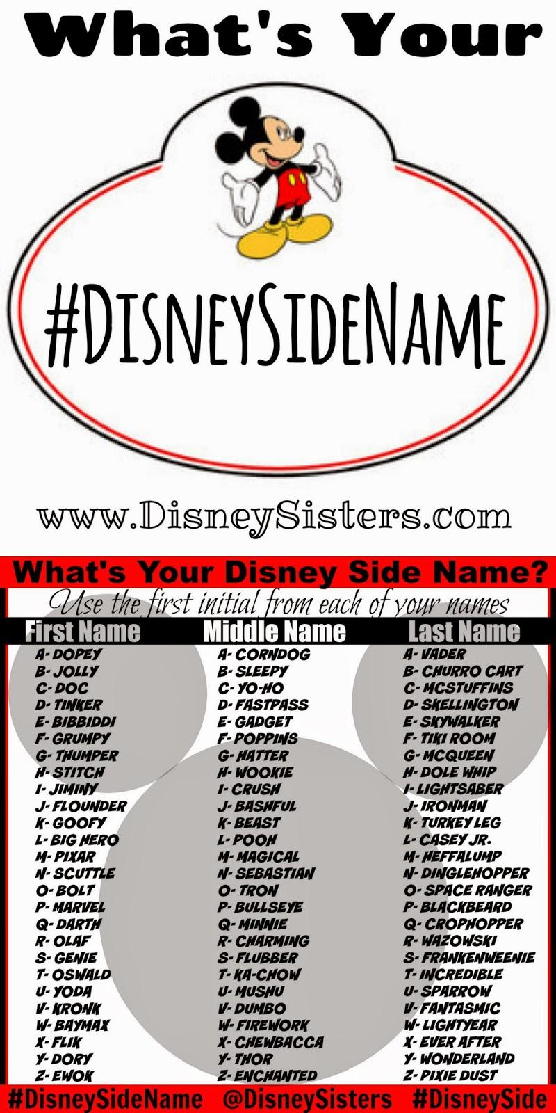 Disney Namen