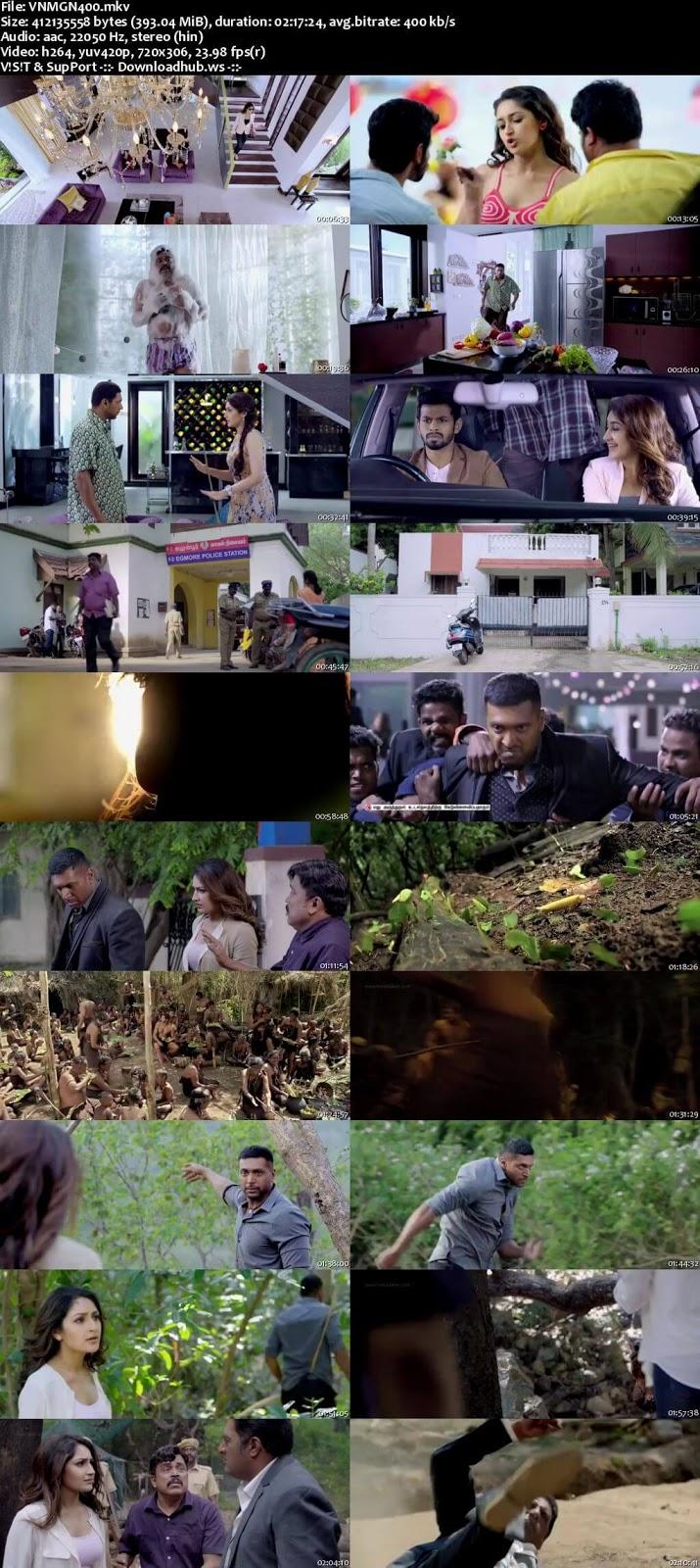 Vanamagan 2017 Hindi Dubbed 480p HDRip