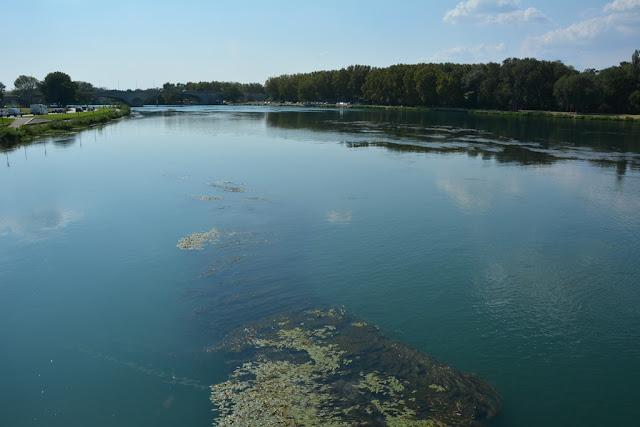Pont de Avignon Rhone