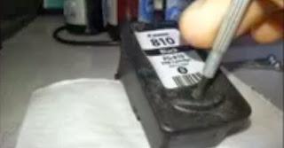 Cara Mengisi Tinta Printer Canon Yang Benar