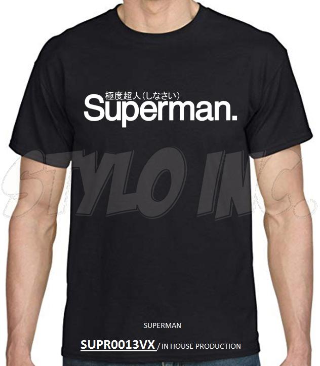 SUPR0013VX SUPERMAN 極度超人