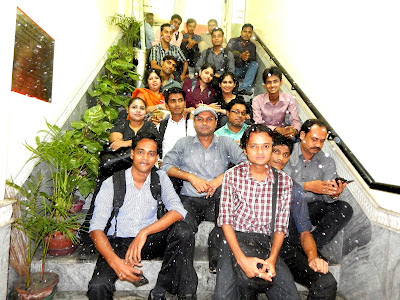 VMS Team with Biswajit