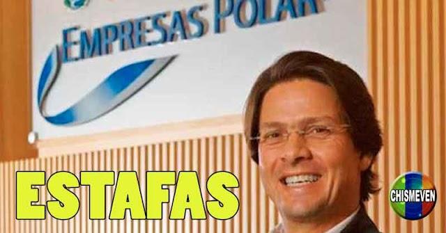Reportan que hay gente haciendo estafas utilizando el nombre de Empresas Polar