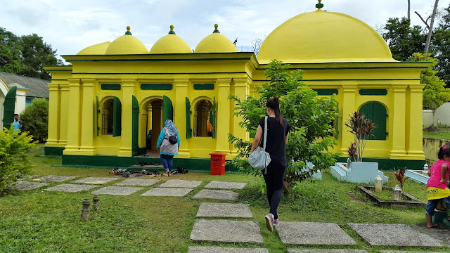 Makam Raja Jaafar Pulau Penyengat