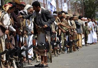 Dituduh Mata-mata Koalisi Saudi, Pengadilan Teroris Al-Houthi Hukum 21 Orang