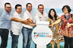 Pameran Kompas Travel Fair Hadir di Mall Center Point