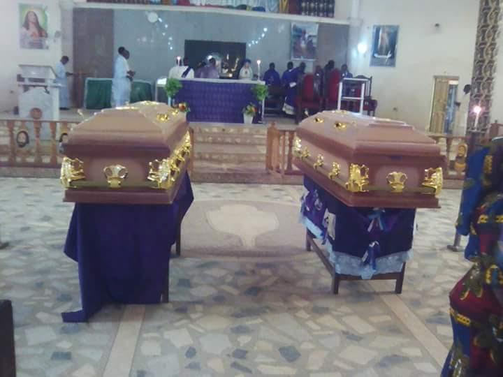 Enugu seminarian killed by Fulani herdsmen and father buried on the same day