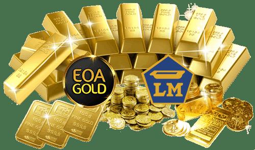 Perbedaan EOA GOLD dengan Logam Mulia ANTAM