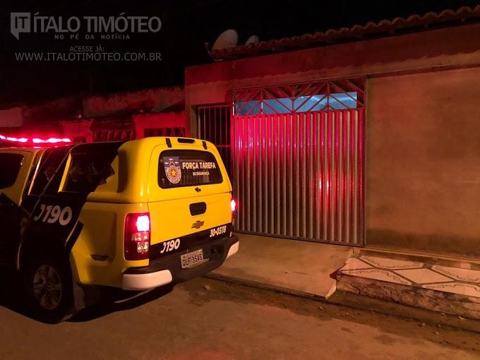 Homem mata mulher e acaba sendo preso em Delmiro Gouveia