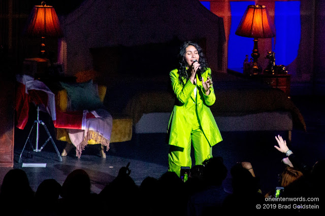 Alessia Cara at The Sony Centre on May 17, 2019 Photo by Brad Goldstein for One In Ten Words oneintenwords.com toronto indie alternative live music blog concert photography pictures photos