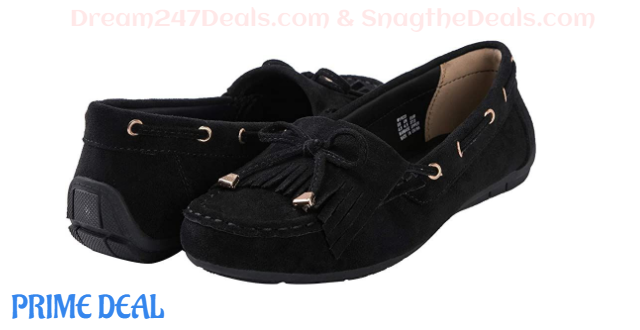 60%OFF GLOBALWIN Women's Slip On Loafers Driving Moccasins Flats