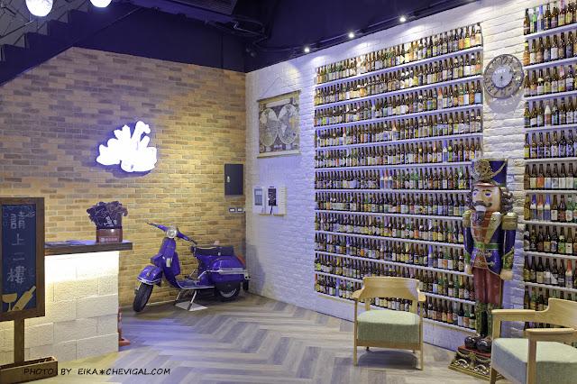 MG 6624 - 熱血採訪│400多款精釀啤酒喝不完!隱身在青海路的薩克森餐酒館旗艦店,餐點氣氛都不錯!