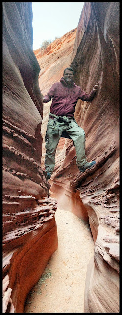 Peek A Boo Slot Canyon - Escalante Utah