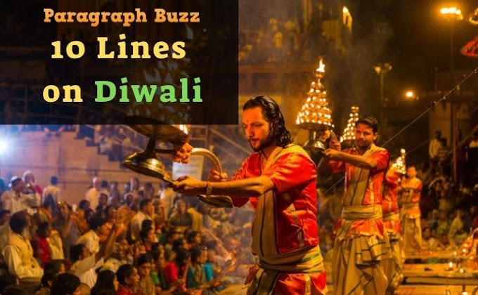 10 Lines on Diwali in English for All Class