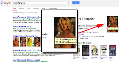Angel Tompkins Nude Pic In Google Search