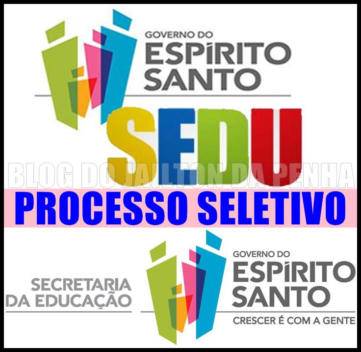 A Secretaria de Estado da Educação (Sedu) vai abrir processo seletivo para  contratação de profissionais em designação temporária (DT) para o cargo de  ... 75b0f46a6e302