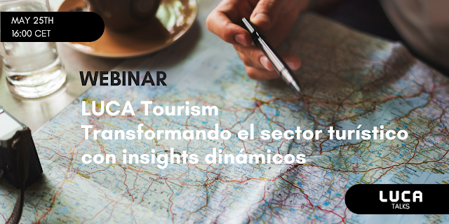LUCA Talk 5: Transforming the Tourism Industry with Dynamic Insights