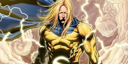 Anggota Dark Avengers paling kuat perigkat pertama adalah Sentry