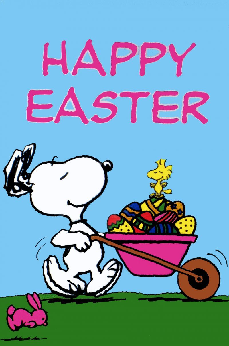 Snoopy Ostern Bilder